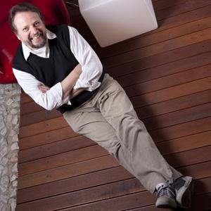 Cristovão Tezza é um dos escritores brasileiros que estarão na Feira do Livro de Frankfurt  - Guilherme Pupo/Folhapress