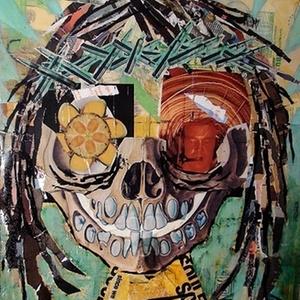 """""""Jesus Cashbox"""" (2010), um dos trabalhos da mostra """"Adicto"""", de Alexandre Sesper Cruz - Divulgação / Cortesia Cartel011"""