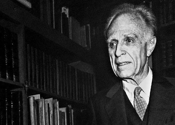 Os escritores argentinos Jorge Luis Borges e Adolfo Bioy Casares em foto de 1985 - Reprodução