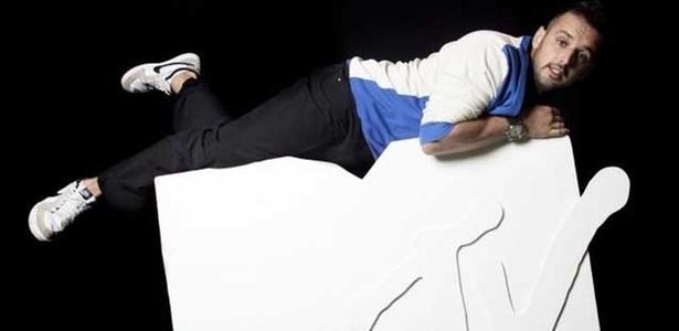O humorista da MTV Rodrigo Capella