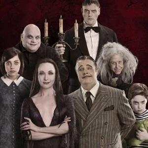 """Elenco do musical """"A Família Addams"""" - Divulgação"""