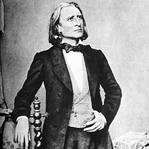 Franz Liszt, tido como um dos compositores europeus mais importantes do século 19 - Reprodução