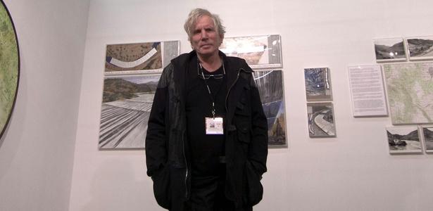 O artista norte-americano Dennis Oppenheim, morto no último dia 22/01/2011 - Cortesia Fundação Gabarrón / EFE