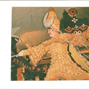 Mostra de Clóvis Bornay terá documentos, fotos, troféus, croquis e três fantasias