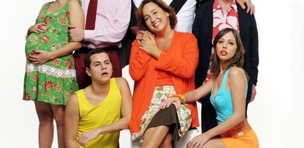Claudia Jimenez e Miguel Falabella estreiam comédia familiar em SP
