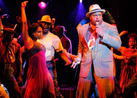 """Musical """"Memphis"""" da Broadway, que será exibido em salas de cinema nos EUA - Divulgação"""
