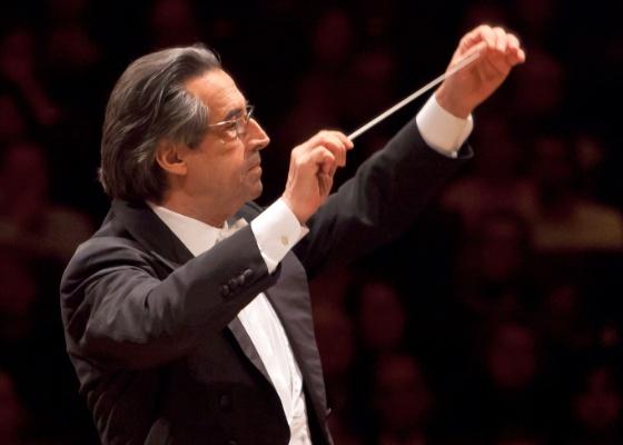 """O mastro Riccardo Muti toca a peça """"Otelo"""" com a Chicago Symphony Orchestra no Carnegie Hall, em Nova York (15/4/2011)  - AP Photo/Carnegie Hall, Richard Termine"""