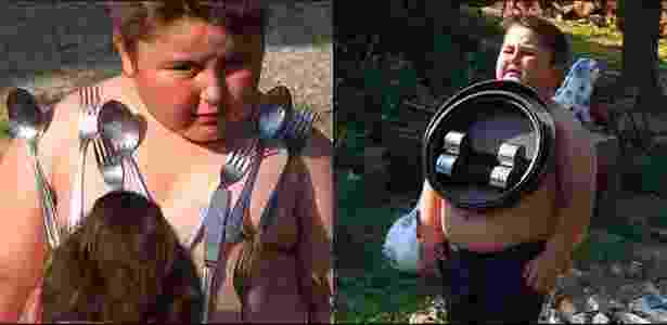 Ivan Stoiljkovic, garoto de 6 anos que ficou famoso na Croácia por atrair metais  - BBC