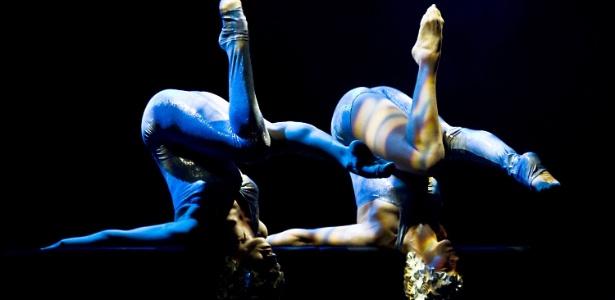 Integrantes da companhia italiana de dança Katakló - Alessia Mazza/Divulgação