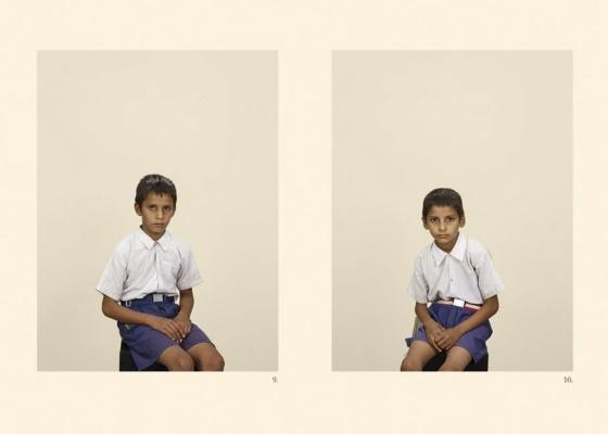 Imagem da exposição da fotógrafa norte-americana Taryn Simon inaugurada no Tate Modern em Londres (25/5/2011) - EFE/Taryn Simons