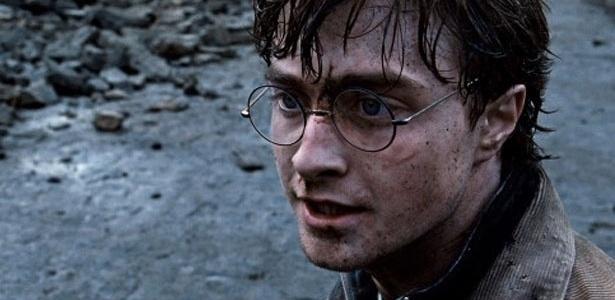 """Daniel Radcliffe em cena de """"Harry Potter e as Relíquias da Morte: Parte 2"""", último filme da série"""