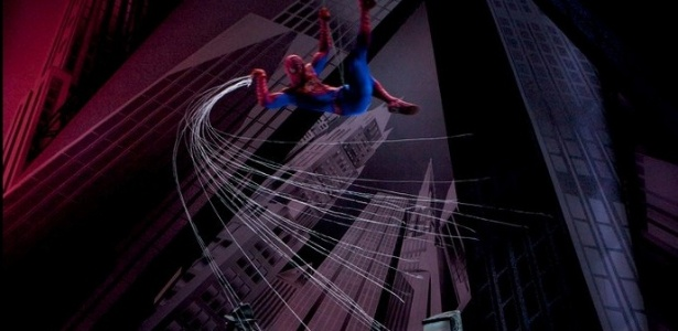 """Cena do musical """"Spider-Man: Turn Off the Dark"""" na Broadway - Reprodução/Facebook"""