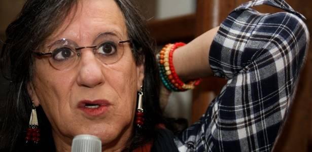Laerte na Flip, em Paraty (7/7/2011) - Leticia Moreira/Folhapress