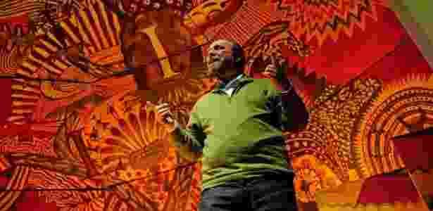 O neurocientista Miguel Nicolelis durante debate na Flip (7/7/2011) - Walter Craveiro/Divulgação Flip