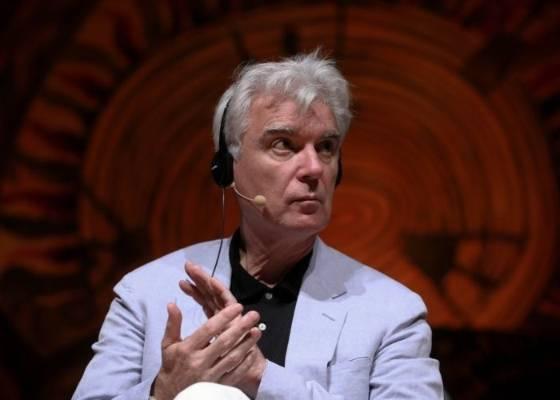 David Byrne participa de mesa no último dia da Flip (10/7/2011) - Letícia Moreira/Folapress