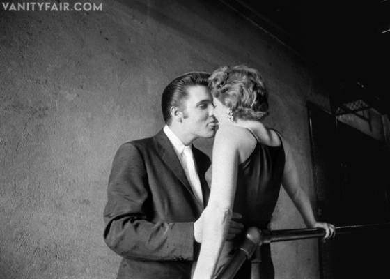 Foto de Elvis Presley e Barbara Gray  - Reprodução/Variety