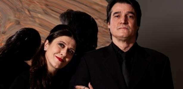 """Os atores Eliete Cigaarini e Beto Bellini interpretam Dita e Vitangelo no espetáculo """"Pira, Pirandello, Pira"""" - Divulgação"""