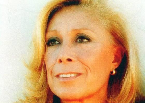 Amelita Baltar, viúva do cantor de tango Astor Piazzolla e cantora - Divulgação
