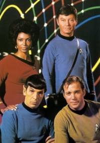 "Personagens do seriado ""Star Trek"""