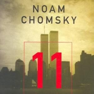 """Capa do livro """"11 de setembro"""", de Noam Chomsky - Divulgação"""