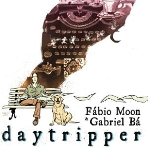 """HQ de Gabriel Bá e Fábio Moon, """"Daytripper""""  - Divulgação"""