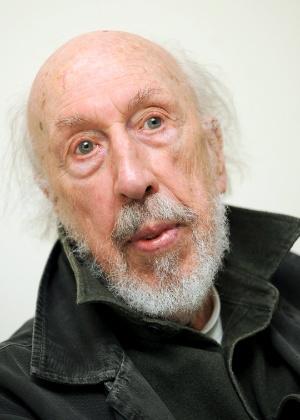 O artista Richard Hamilton, considerado um dos pioneiros da pop art, terá obras expostas em Londres - EFE/Andy Rain.