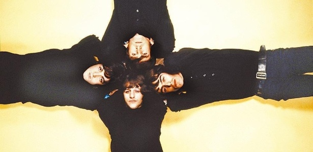 Beatles fotografados por Robert Whitaker - Getty Images/Robert Whitaker
