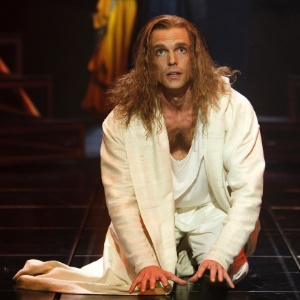 "Paul Nolan intepreta Jesus no musical ""Jesus Christ Superstar"" no festival Stratford Shakespeare, no Canadá (12/03/2011) - AP"