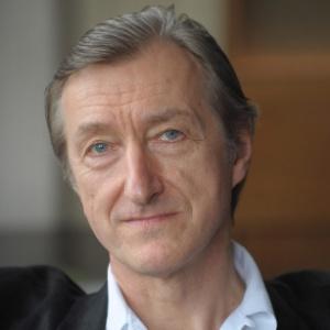 """O escritor inglês Julian Barnes ganhou o prêmio Man Booker de ficção por """"The Sense of an Ending"""" (19/10/2011) - Alan Edwards/EFE"""