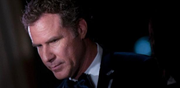 Will Ferrell no 14o Prêmio Mark Twain de Humor, que o homenageou em Washington (23/10/11) - Kris Connor/Getty Images
