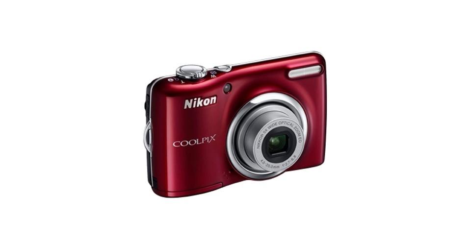 Câmera Coolpix L23