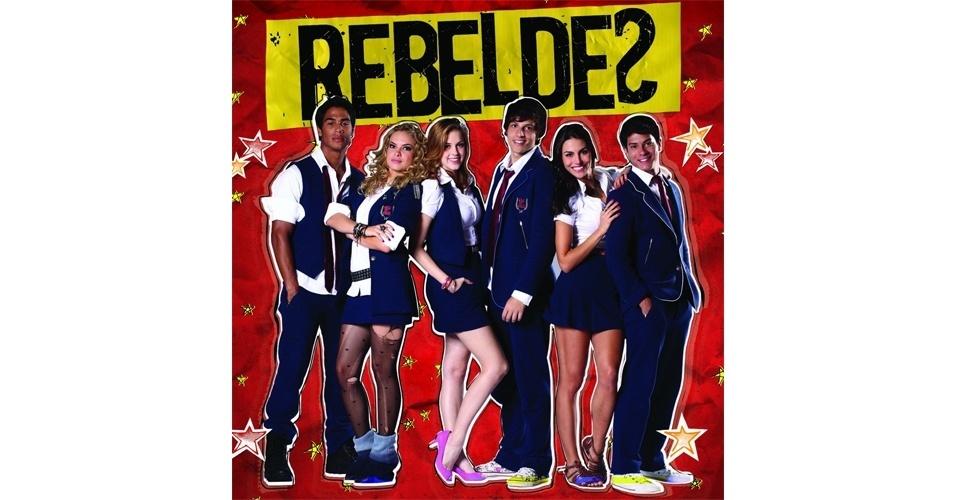 """CD """"Rebeldes"""""""