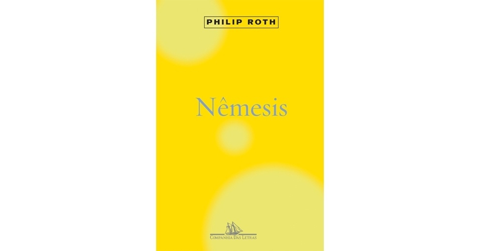 """""""Nêmesis"""", novo livro do escritor Philip Roth"""
