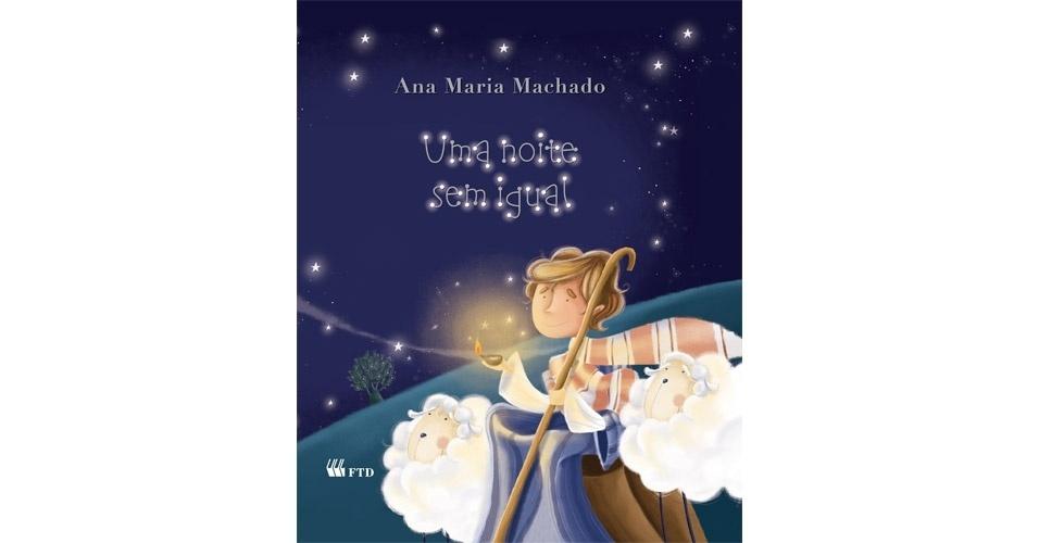 """O livro infantil """"Um Noite Sem Igual"""""""