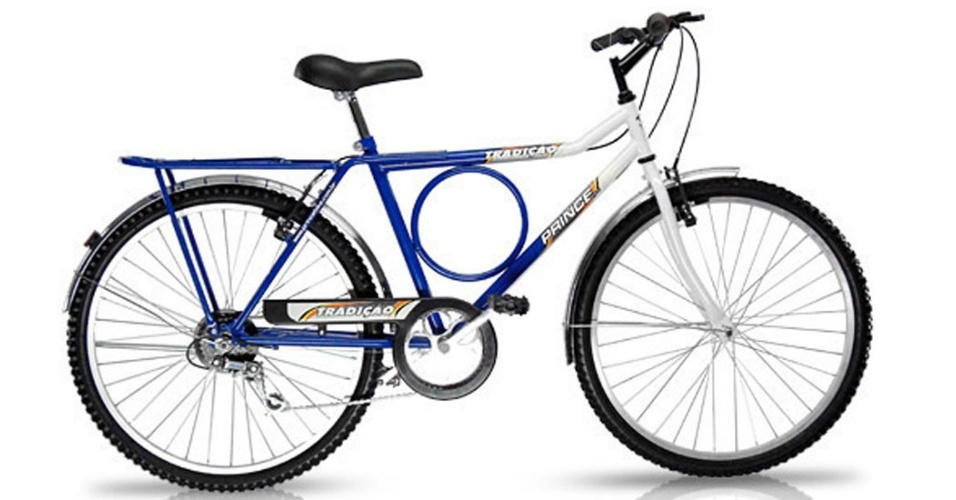 Bicicleta Aro 26 Tradição da Prince Bike