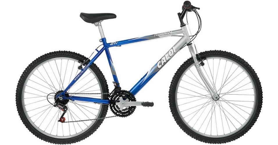 """Mountain bike"" Caloi Aspen"