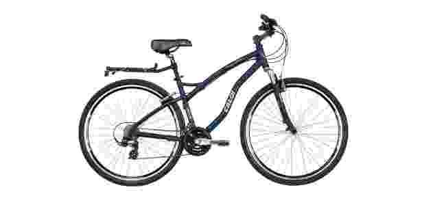 É só colocar baú de carga na bicicleta, e a startup Pedivela faz o resto - Divulgação