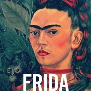 """Capa da biografia """"Frida"""" - Divulgação"""