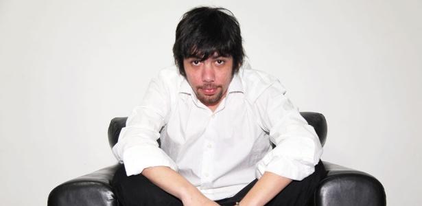 O apresentador da MTV e vocalista do Del Rey China, nascido em Recife -  Pedro Escobar/Divulgação