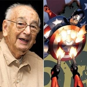 Morre Joe Simon, o criador do Capitão América  - AP/Divulgação/Marvel