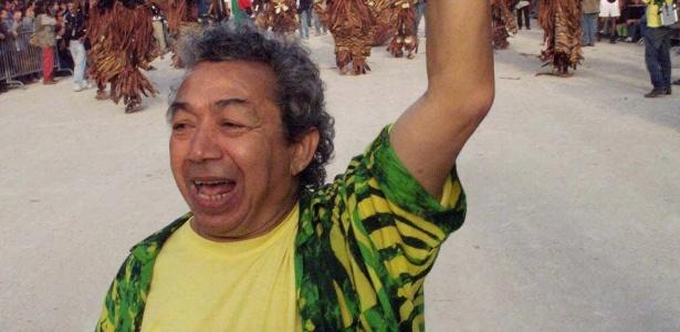Carnavalesco Joãosinho Trinta - Eduardo Knapp/Folha Imagem