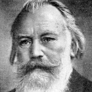 O compositor Johannes Brahms - Divulgação