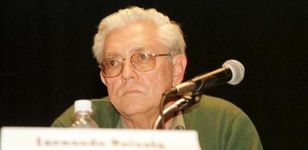 Fernando Peixoto nasceu em Porto Alegre e iniciou sua carreira no teatro em 1953 - Adriana Franciosi / Agencia RBS