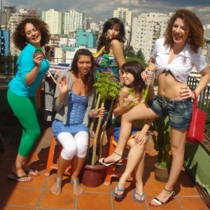 """A websérie """"Mulheres Pobres"""" é uma paródia do reality show """"Mulheres Ricas"""" - Divulgação"""