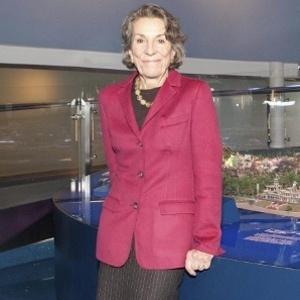 Diane Disney, filha mais velha de Walt Disney - Divulgação