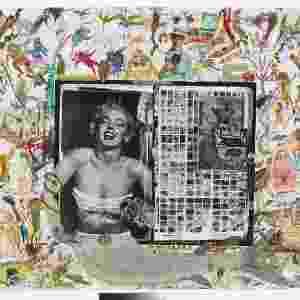 Ainda morena, em 1945 Marilyn foi fotografada pela primeira vez e começou a trabalhar como modelo de revistas quando conseguiu um teste na 20th Century Fox - Divulgação