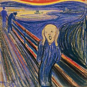 """Uma das versões de """"O Grito"""", de Munchen, pode alcançar US$ 80 milhões (21/2/12) - EFE"""