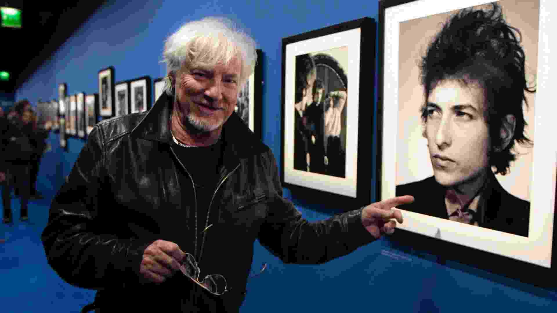 """A exposição, intitulada """"Bob Dylan, a explosão do rock 61-66"""", será inaugurada na terça-feira e permanecerá aberta até o dia 15 de julho na Cidade da Música da capital francesa - REUTERS/Charles Platiau"""