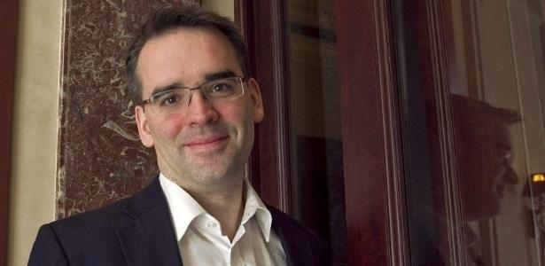 """Thomas Weber, autor do livro """"A Primeira Guerra de Hitler"""" (16/3/12) - Toni Garriga/EFE"""
